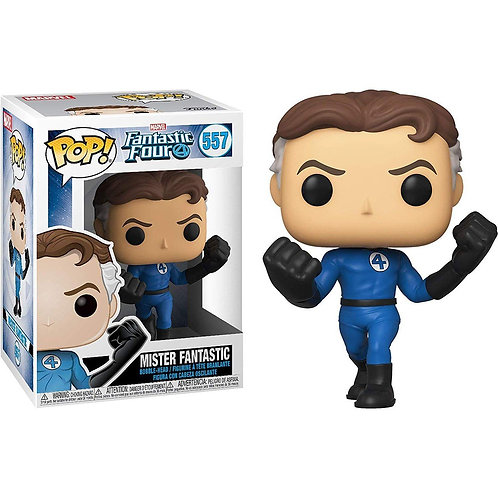 Mister Fantastic Funko Pop! Fantastic Four #557