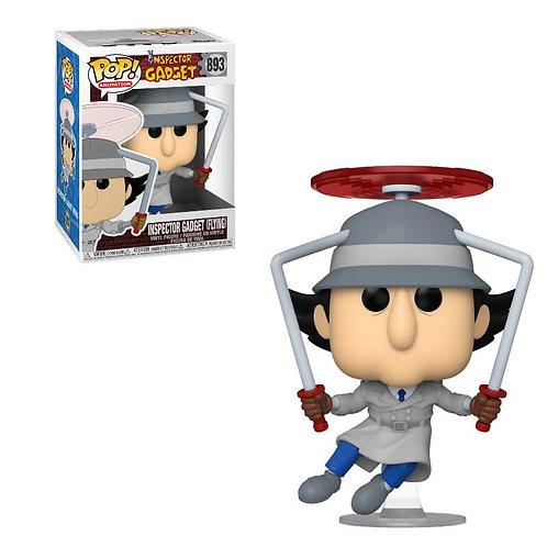 Inspector Gadget Flying Funko Pop! Inspector Gadget #893