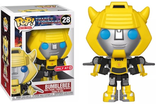 Bumblebee Funko Pop! Trans Former Only at Target #28
