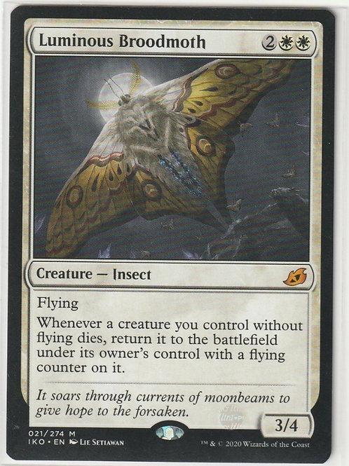 Luminous Broodmoth Ikoria Lair of Behemoths #21/274