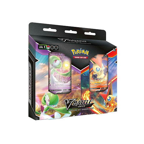 Gardevoir Vs Victini V Battle Deck Pokemon