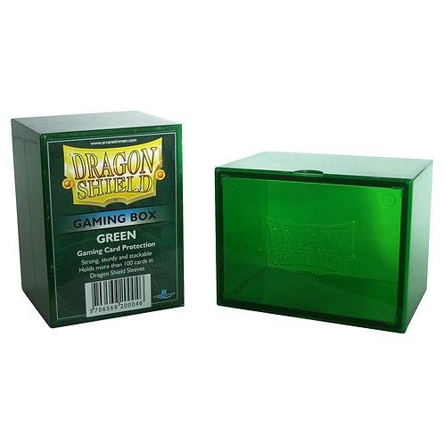 Dragon Shield Strongbox Green