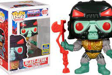 Blast-Attak Funko Pop! Master of the Universe 2020 Summer Convention #1017