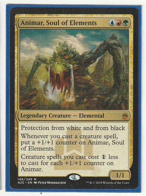 Animar, Soul of Elements Masters 25 #196/249