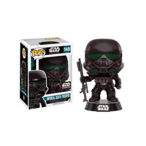 Imperial Death Trooper Funko Pop! Star Wars Rogue One #149 Smugglers Bounty