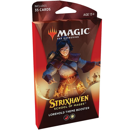 Lorehold Theme Booster Strixhaven: School of Mages