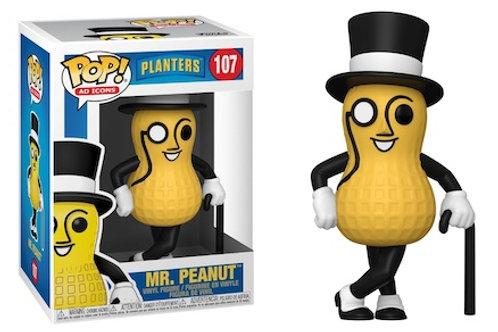 Mr. Peanut Funko Pop! Planters #107