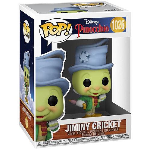Jimmy Cricket Funko Pop! Disney Pinocchio #1026