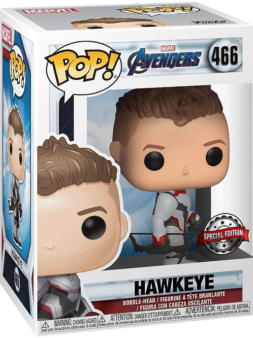 Hawkeye Funko Pop! Avengers #466 Special Edition