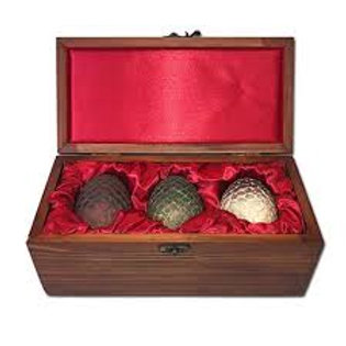 Dragon Egg Box Game of Thrones Limited Edition Collectible