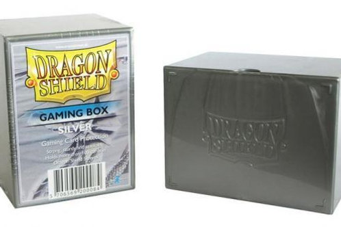 Dragon Shield Strongbox Silver