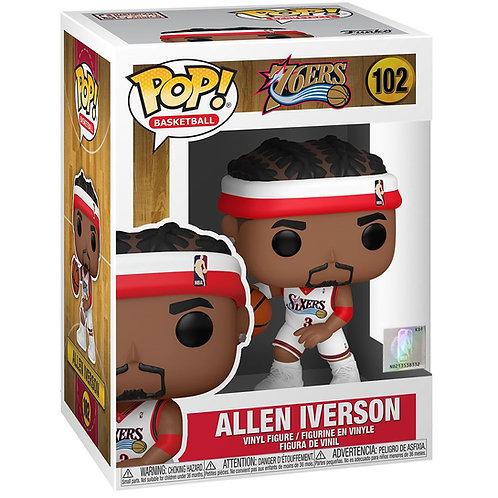Allen Iverson Funko Pop! NBA Legends #102