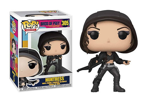 Huntress Funko Pop! Bird Of Prey #305