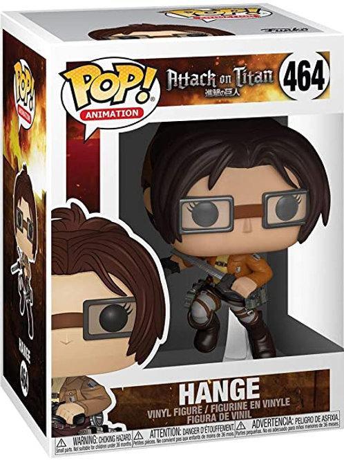 Hange Funko Pop! Attack on Titan #464