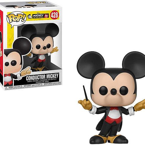 Conductor Mickey Funko Pop! Mickey The True Original #428