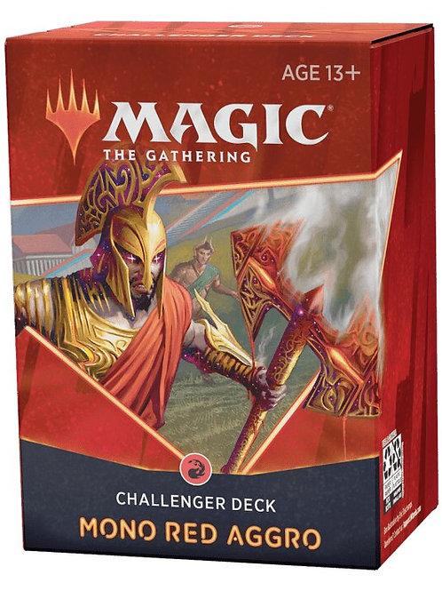 Mono Red Aggro Challenger Deck Magic