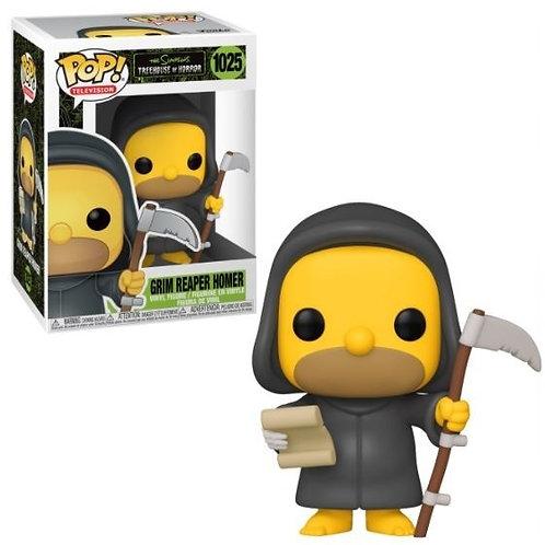 Grim Reaper Homer Funko Pop! The Simpsons Treehouse of Horror #1025