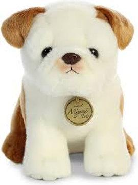 "Bulldog Puppy Aurora Miyoni 9"""