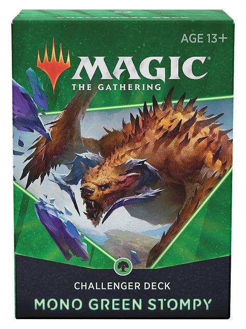 Mono Green Stompy Challenger Deck Magic