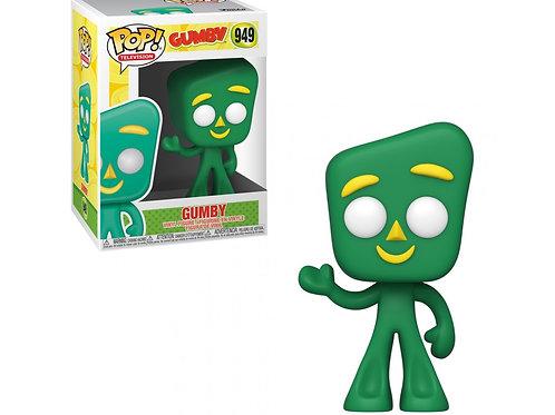Gumby Funko Pop! Gumby #949