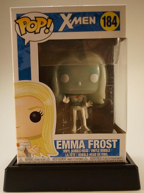 Emma Frost Funko Pop! X-Men #184 **No Sticker**