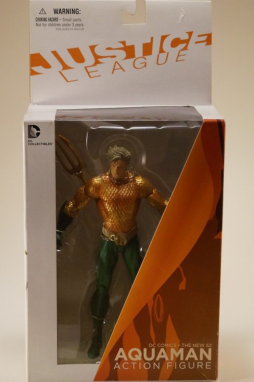 Aquaman Justice League Dc Comics The New 52 Action Figure