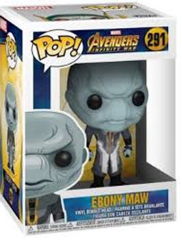 Ebony Maw Funko Pop! Marvel avengers Infinity War #291