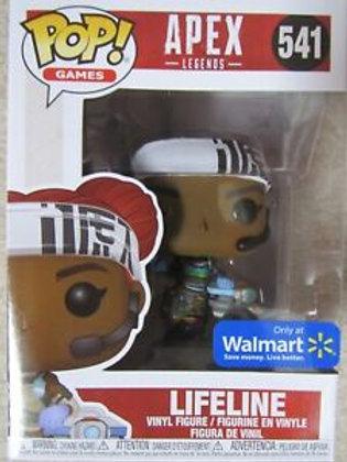 Lifeline Funko Pop! Apex #541 Walmart Exclusive