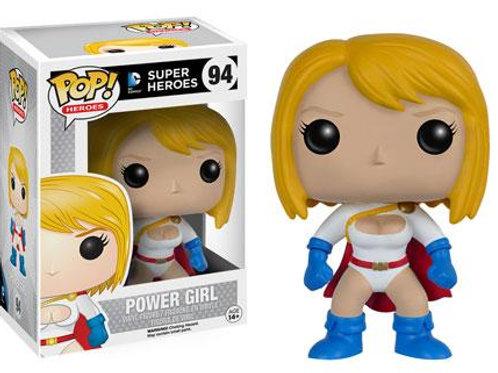 Power Girl Funko Pop! Dc Super Heroes #94