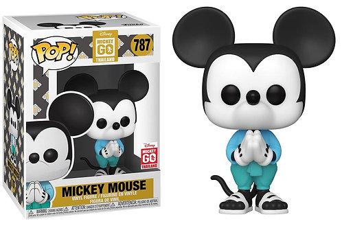 Mickey Mouse Funko Pop! Mickey Go Thailand #787
