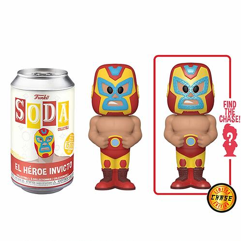 El Heroe Onvicto Funko Pop Soda 15000 Pieces