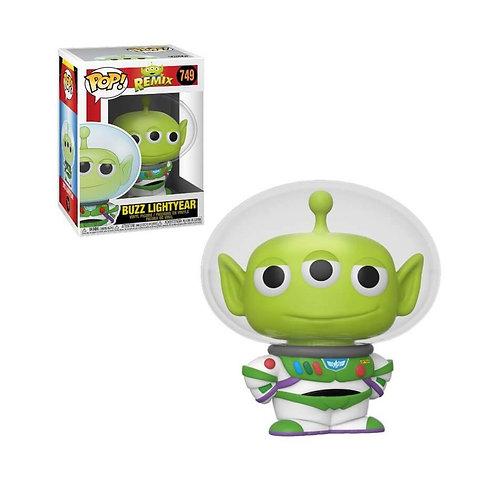 Buzz Lightyear Funko Pop! Remix # 749