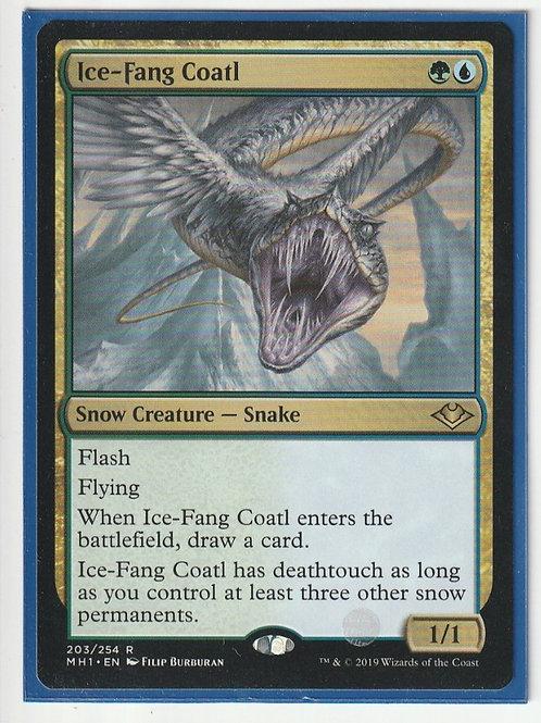 Ice-Fang Coatl Modern Horizons # 203/254