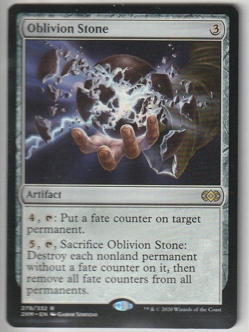 Oblivion Stone Double Masters #279/332