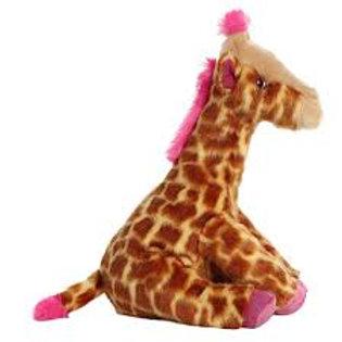 """Giraffe Pink Aurora Destination Nation Boutique 12"""""""