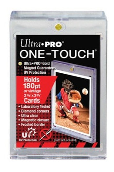 180pt Magnetic One-Touch Ultra Pro