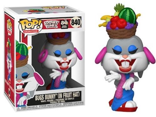 Bugs BunnyIn Fruit Hat Funko Pop! Looney Tunes #840