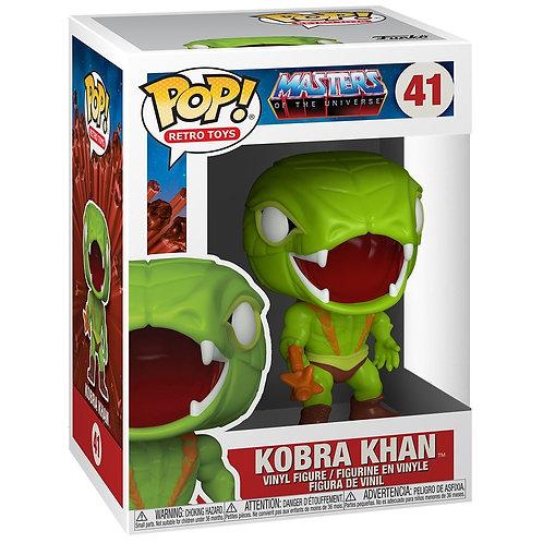 Kobra Khan Funko Pop! Masters of the Universe #41