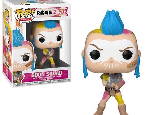 Goon Squad Funko Pop! Rage 2 #572