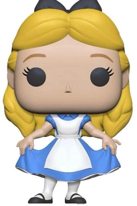 Alice Curtsy Funko Pop! Alice in Wonderland 70th Anniversary *Pre-Order*
