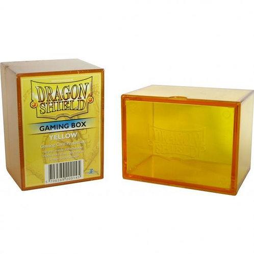 Dragon Shield Strongbox Yellow