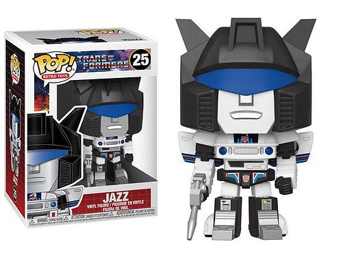Jazz Funko Pop! Transformer #25