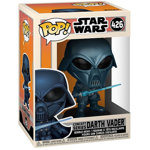 Darth Vader Concept Alternate Funko Pop! Star Wars #426