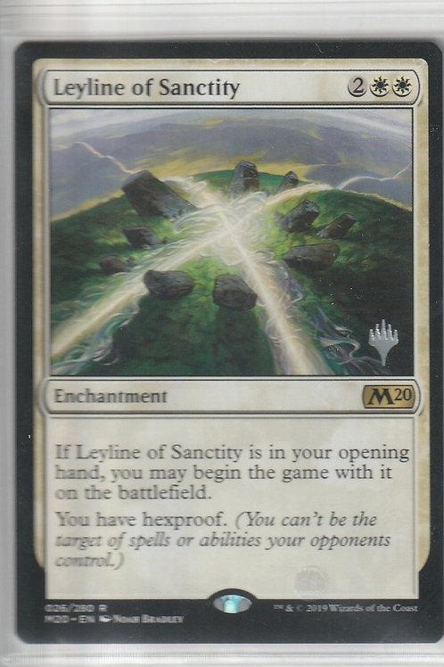 Leyline of Sanctity Core Set 2020 Promos 26/280