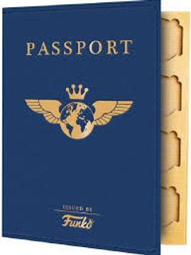 Pop Around the World Passport  Book Funko