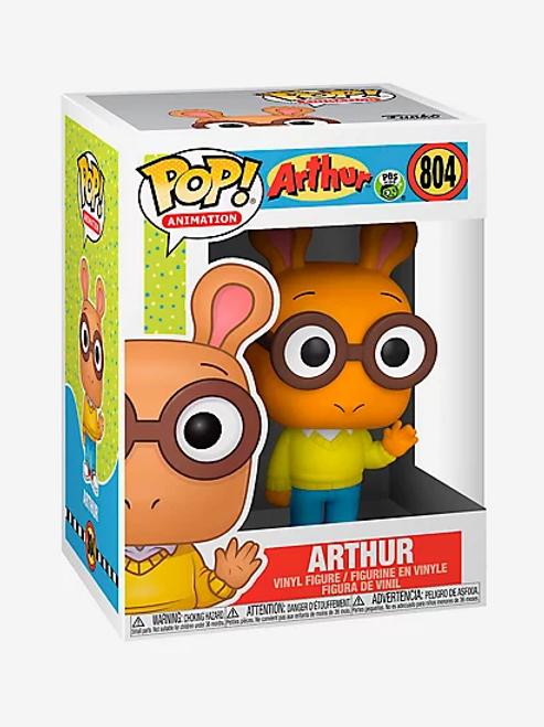 Arthur Funko Pop! Arthur #804