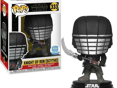 Knight of Ren (Scythe) Funko Pop! Star Wars Funko Limited #333