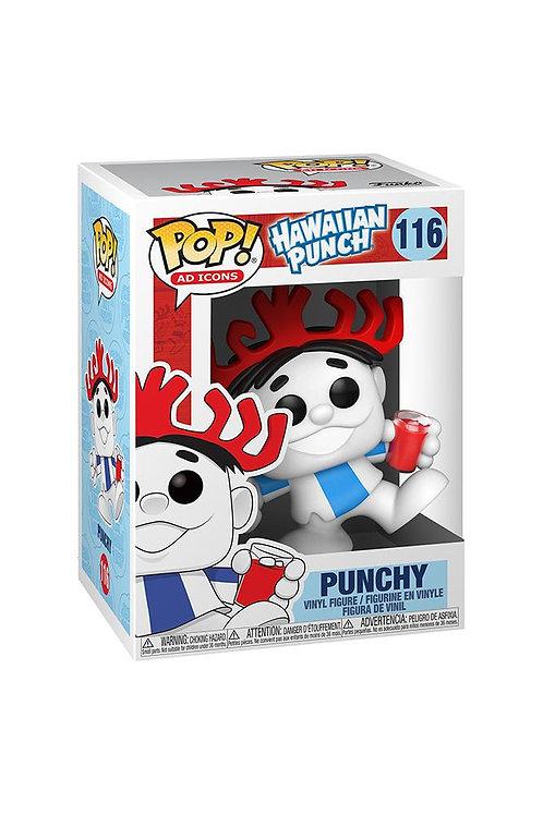 Punchy Funko Pop! Hawaiian Punch #116