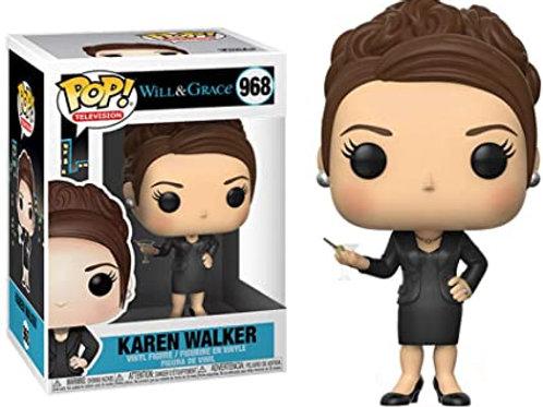 Karen Walker Funko Pop! Will & Grace #968