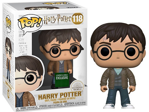Harry Potter Funko Pop! Harry Potter # 118 Barnes and Noble Exclusive